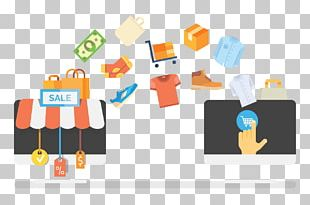 Digital Marketing E-commerce Online Shopping Retail Business PNG