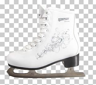 Figure Skate Ice Skates Sport Figure Skating In-Line Skates PNG