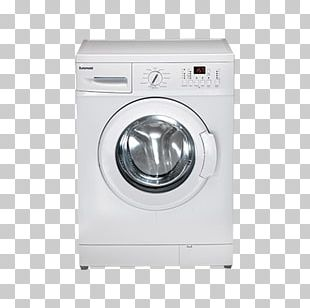 Washing Machines Laundry Clothes Dryer Home Appliance Dishwasher PNG