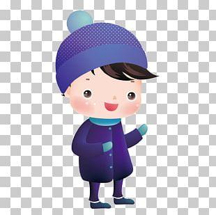 Child Snowman PNG