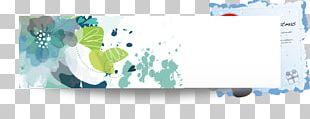 Banner Flower Stock Illustration Euclidean PNG