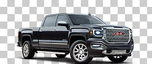 Chevrolet Silverado 2018 GMC Sierra 1500 Pickup Truck Sport Utility Vehicle PNG