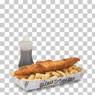 Fish And Chips Take-out Newsprint Packaging And Labeling Printing PNG