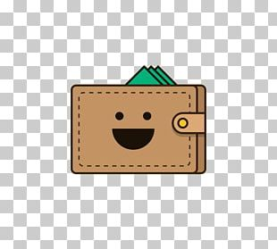 Cartoon Animation Wallet PNG