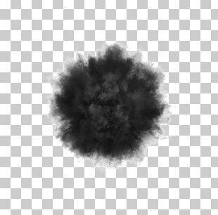 Black Smoke PNG
