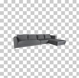 Chaise Longue Sofa Bed Couch PNG