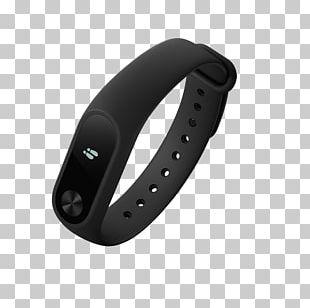 Xiaomi Mi Band 2 Activity Tracker Smartwatch PNG