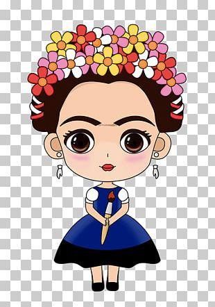 Frida Kahlo T-shirt Mexico Art Drawing PNG