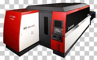 Mitsubishi Car Laser Cutting Fiber Laser PNG
