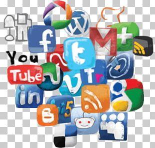 Social Media Social Network PNG