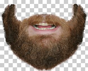 Beard And Mouth PNG