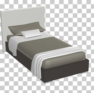 Bed Frame Table Furniture Mattress PNG