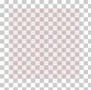 Red Square Grid Lines PNG