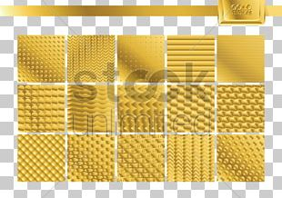 Texture Gold Pattern PNG