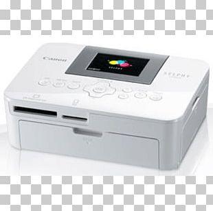 Canon Compact Photo Printer Dye-sublimation Printer Printing PNG