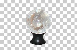 Crystal Bronze Quartz Gemstone Sphere PNG