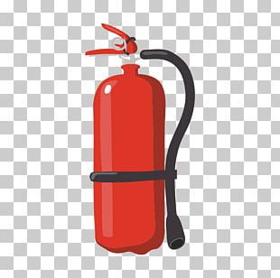 Fire Extinguisher Firefighter Conflagration PNG