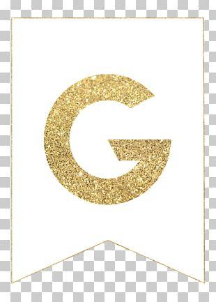 Letter Alphabet Gold Symbol PNG