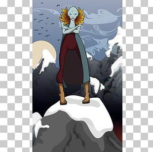 Penguin Fiction Cartoon Character PNG
