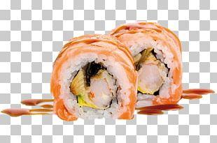 California Roll Smoked Salmon Sushi Tempura Sashimi PNG