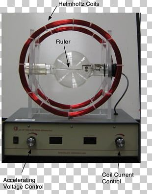 Experiment Electron Mass-to-charge Ratio Helmholtz Coil Elementary Charge PNG