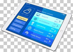 Home Automation Kits Handheld Devices Technology PNG