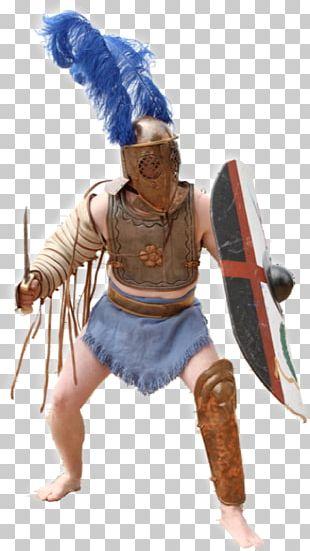 Ancient Rome Roman Empire Gladiador Provocador Gladiator Murmillo PNG