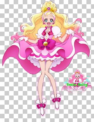 Cure Flora Pretty Cure All Stars Nagisa Misumi PNG
