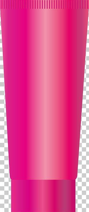 Magenta Pink M PNG