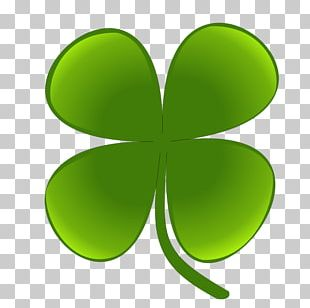Saint Patrick's Day Shamrock Free Content PNG