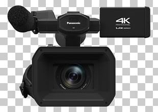 Panasonic Video Cameras 4K Resolution Ultra-high-definition Television PNG
