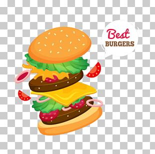 Cheeseburger Fast Food Whopper Hamburger Veggie Burger PNG