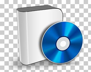 Computer Software Compact Disc Box Computer Icons PNG