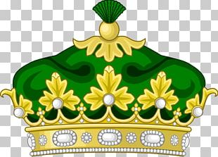 Empire Of Brazil Coronet Crown Prince PNG