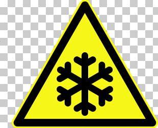 Hazard Symbol Laboratory Temperature PNG