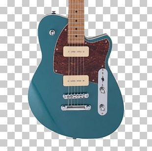 Acoustic-electric Guitar Reverend Musical Instruments Reverb.com PNG