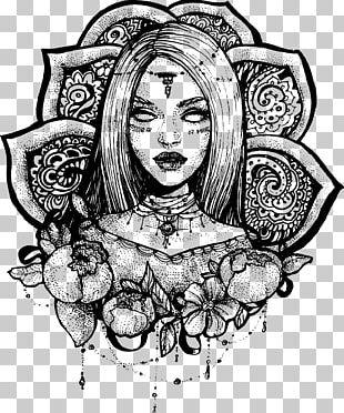 Drawing Art Sketch PNG