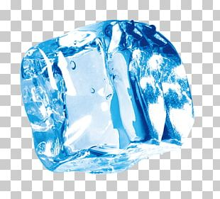 Ice Cube Ice Cube Blue PNG