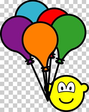 Balloon Emoticon Computer Icons Smiley PNG