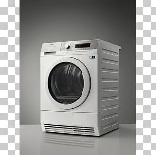 Clothes Dryer AEG Washing Machines Laundry Drying PNG
