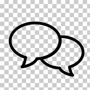 Computer Icons Speech Balloon Conversation PNG