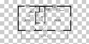 Log Cabin House Plan Cottage Building PNG