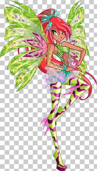 Sirenix Musa Stella Bloom PNG