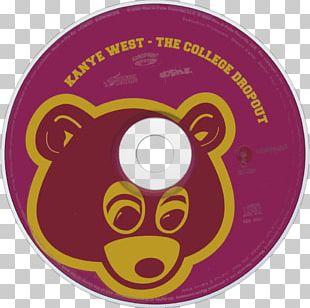 The College Dropout: Mixtape Version 3 Compact Disc Album Rapper PNG