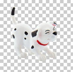 Cruella De Vil The 101 Dalmatians Musical Dalmatian Dog Figurine Bullyland PNG