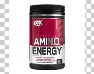 Optimum Nutrition Essential Amino Energy Dietary Supplement Branched-chain Amino Acid PNG