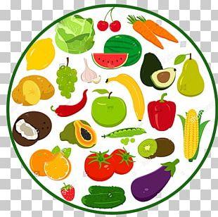 Organic Food Fruit Vegetable PNG