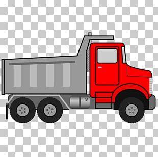Pickup Truck Semi-trailer Truck Dump Truck PNG