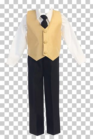 Tuxedo Outerwear Sleeve Gilets Costume PNG