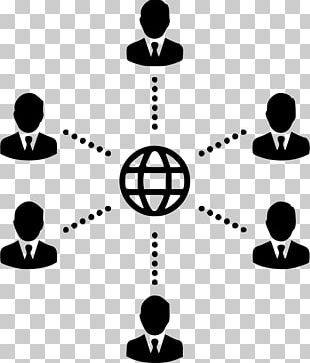 Computer Network Diagram Computer Icons Business PNG